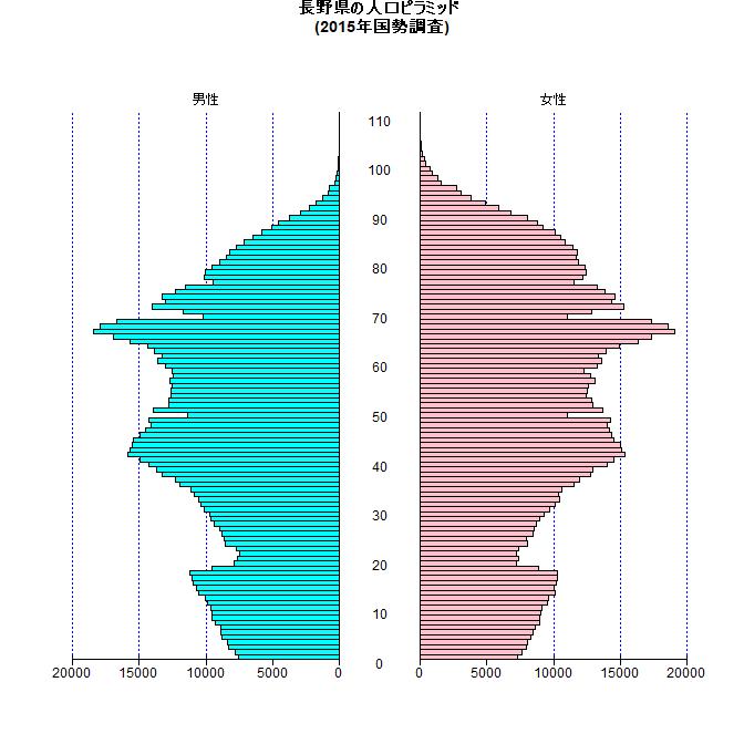 人口 ピラミッド 2019